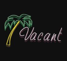 Vacant Neon Sign by mrdoomits