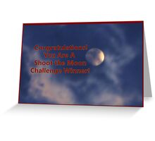 Banner - STM - Challenge Winner Greeting Card