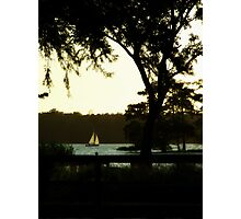 Sail Set Photographic Print