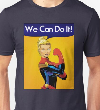 Carol the Riveter Unisex T-Shirt