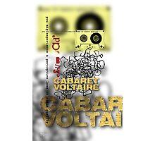club dada - cabaret voltaire [tape spaghetti] Photographic Print