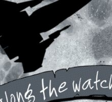 All Along the Watchtower Sticker