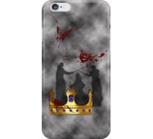 Fight for the Crown iPhone Case/Skin