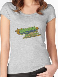 Drink Skooma! Women's Fitted Scoop T-Shirt