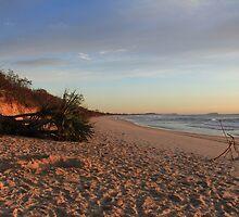 Kingscliff Beach  by sarcalder