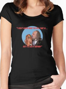 Scary Movie Hanson Women's Fitted Scoop T-Shirt