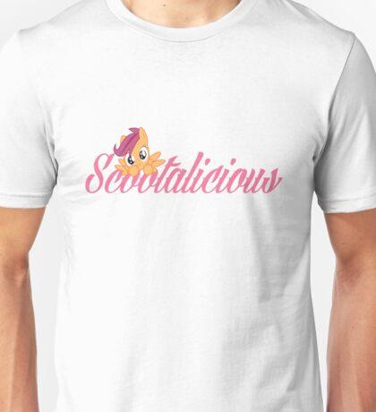 Scootalicious Unisex T-Shirt