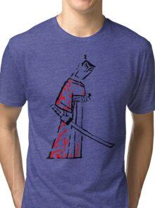 Ink Samurai Tri-blend T-Shirt