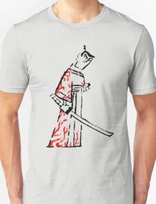 Ink Samurai Unisex T-Shirt