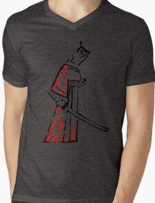 Ink Samurai Mens V-Neck T-Shirt