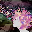 Butterfly thoughts by DreaM