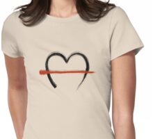 Take my ♥ Womens Fitted T-Shirt