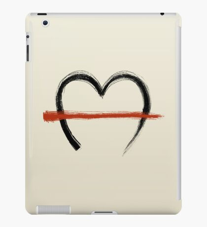 Take my ♥ iPad Case/Skin
