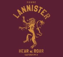 House Lannister by hunekune