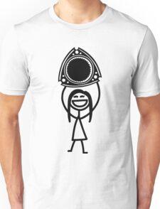 Rotary for life girl Unisex T-Shirt