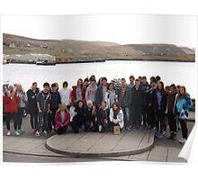 norwegians at the shetland bus momoreal Poster