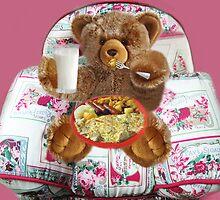 ✾◕‿◕✾ EVEN TEDDYBEARS HAVE TO EAT TOO HUGS✾◕‿◕✾  by ✿✿ Bonita ✿✿ ђєℓℓσ