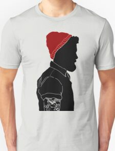 Black Man Unisex T-Shirt