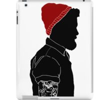 Black Man iPad Case/Skin