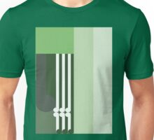 GRAVITY # 2  - abstract geometry - plate 9 Unisex T-Shirt