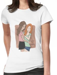 Sansaery Womens Fitted T-Shirt