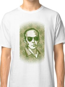 Hunter S. Thompson 420 Classic T-Shirt