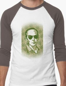 Hunter S. Thompson 420 Men's Baseball ¾ T-Shirt