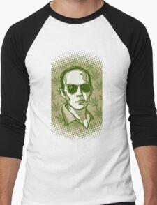 Hunter S. Thompson 420 Men's Baseball ¾ T-Shirt