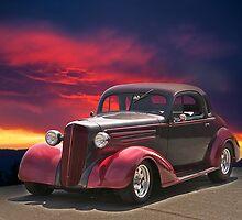 1936 Chevy Coupe II by DaveKoontz