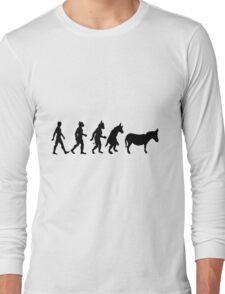 Donkey TF line (male) Long Sleeve T-Shirt