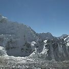 Everest Panorama by swanny