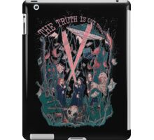 Out There Ode to The X Files iPad Case/Skin