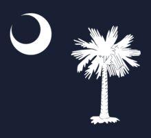 South Carolina Flag Baby Tee