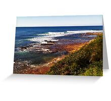 Avoca Beach Greeting Card