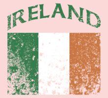 Irish Flag One Piece - Long Sleeve