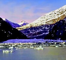 Alaska's Wonderland by paintingsheep