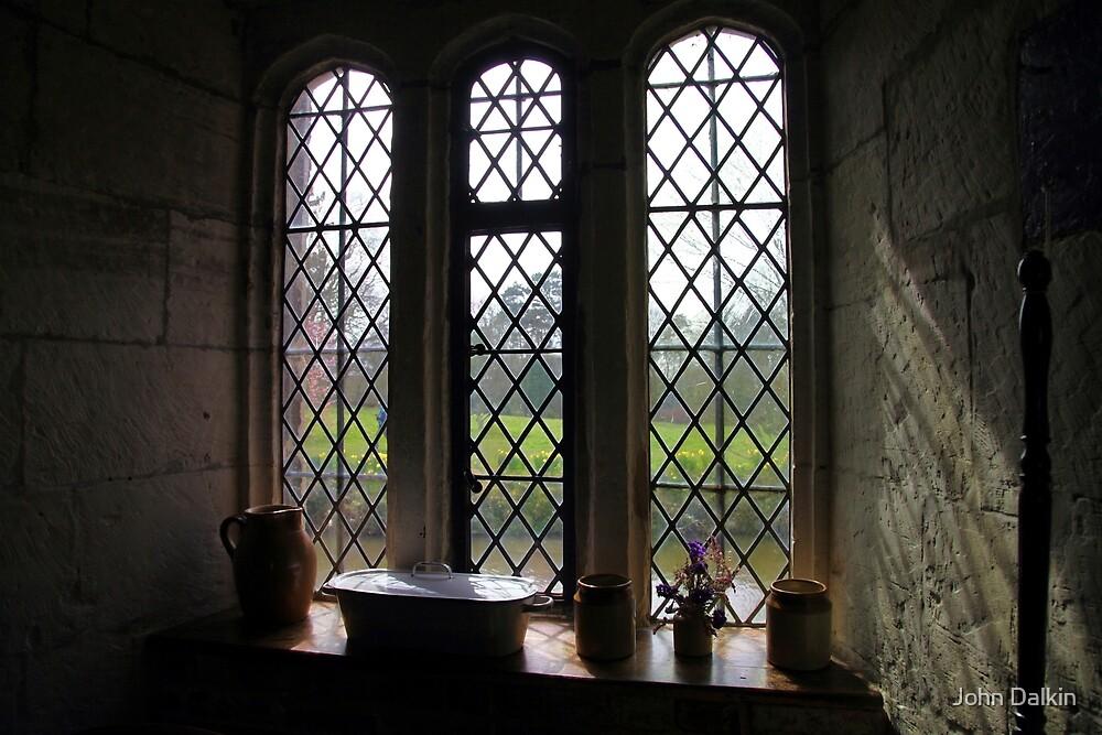 Leaded Windows by John Dalkin