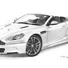 SPICYAUTOART AUTOMOTIVE CALENDAR 2013 by Steve Pearcy