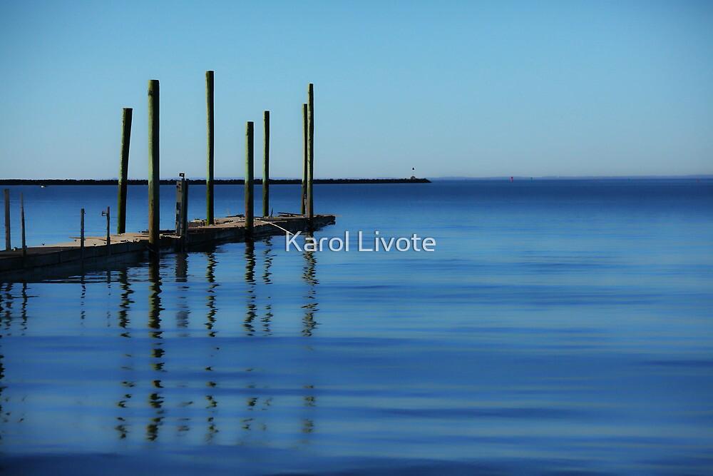 Blue Water by Karol Livote