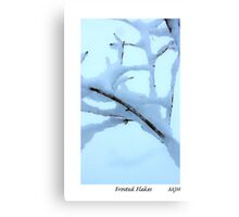 Frosted Flakes Canvas Print