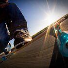 Longboarding by willgudgeon