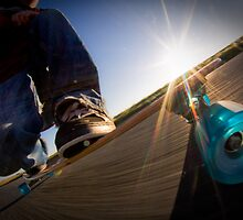 Longboarding by willgudgeon