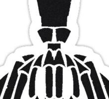Bane! Sticker