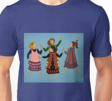 Dancing Girls Unisex T-Shirt