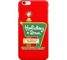 HOLIDAY INN 2 iPhone Case/Skin