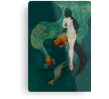 Swimming in Memories Metal Print