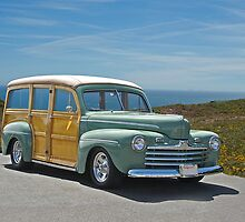 1947 Ford Woody Wagon II by DaveKoontz