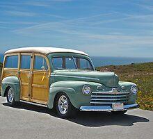 1947 Ford Woody Wagon II by DaveKoontz