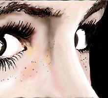 """The Corner of your eye""  by Hayleyat221B"