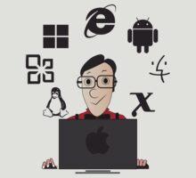 Computer Nerd by Ryan Jay Cruz